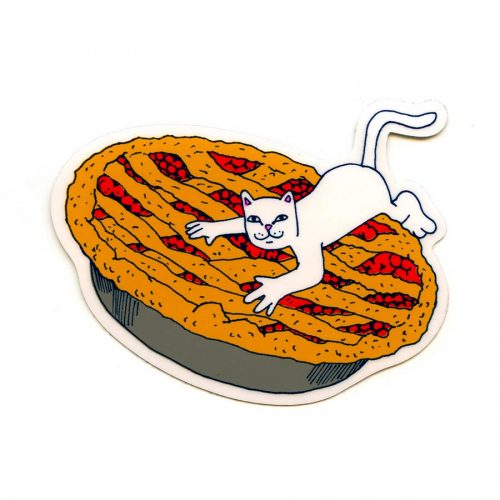 "Buy Rip N Dip Kitty Pie Sticker 3""x2.5"" Canada Online Sales Vancouver Pickup"
