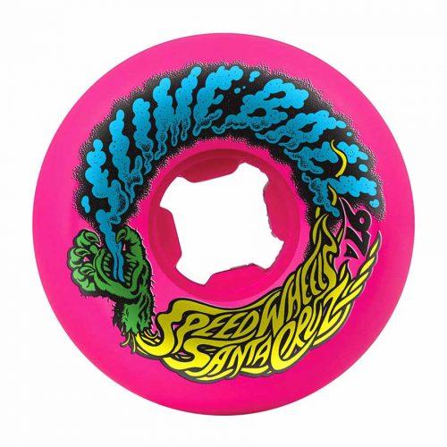 Buy Santa Cruz Slime Balls Vomits Mini 54mm 97A Neon Pink Canada Online Sales Vancouver Pickup