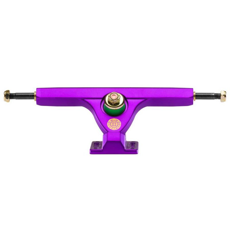 Buy Caliber II Trucks Purple Satin (50 Degree Baseplate) online Canada pickup Vancouver