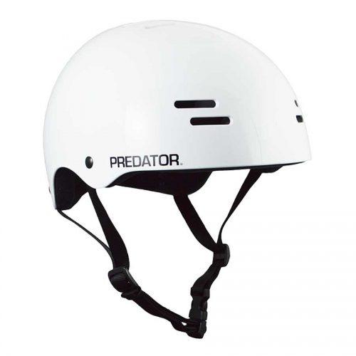 Predator Sk8 Helmet Gloss White