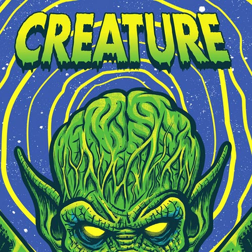 Buy Creature Space Horrors Skateboards Canada Online Sales Vancouver Pickup