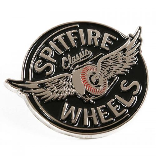Spitfire Flying Classic Pin