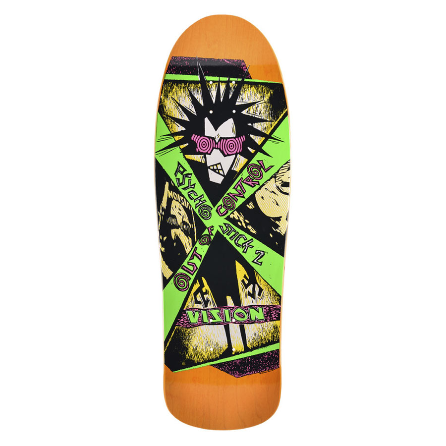 "Buy VISION Psycho Stick 2 Deck 10"" x 31.75"" Canada Online Sales Vancouver Pickup"