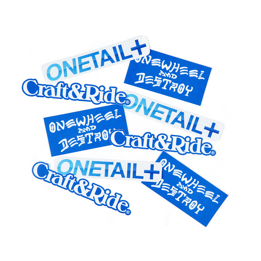 Buy Craft&Ride Onewheel Stickers Canada Online Sales Vancouver Pickup