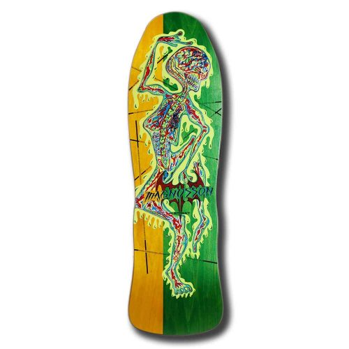 H STREET - T-MAG ALIEN TM7 SERIES 9.5'' 39.2'' DECK REISSUE