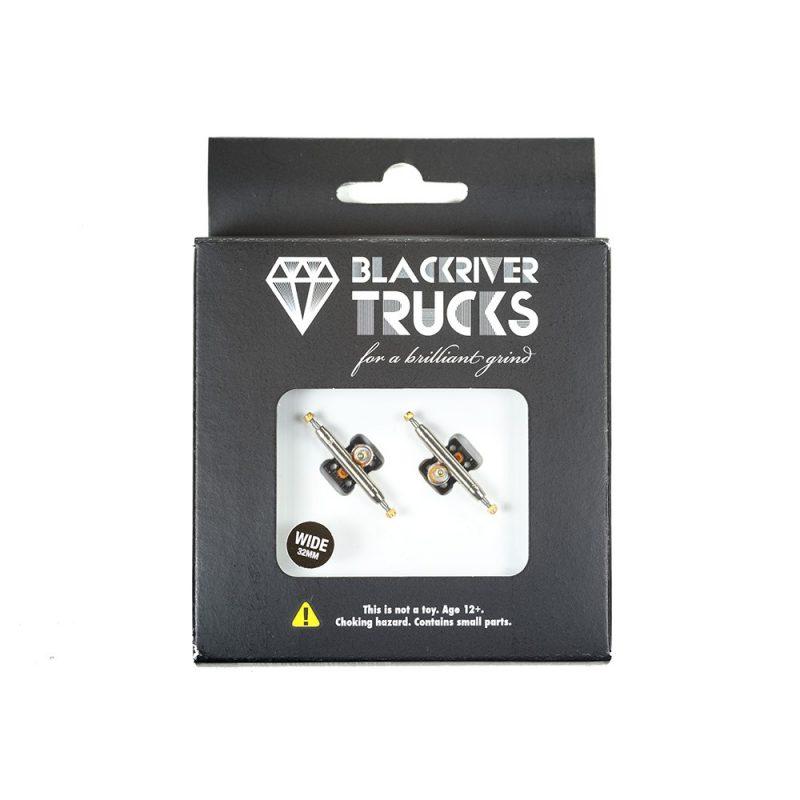 Buy Blackriver Trucks 2.0 Black Base 32mm Canada Online Sales Vancouver Pickup