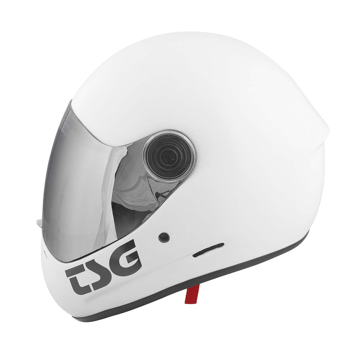 Buy TSG Pass Full Face Helmet Satin White + Bonus Visor Canada Online Sales Vancouver Pickup