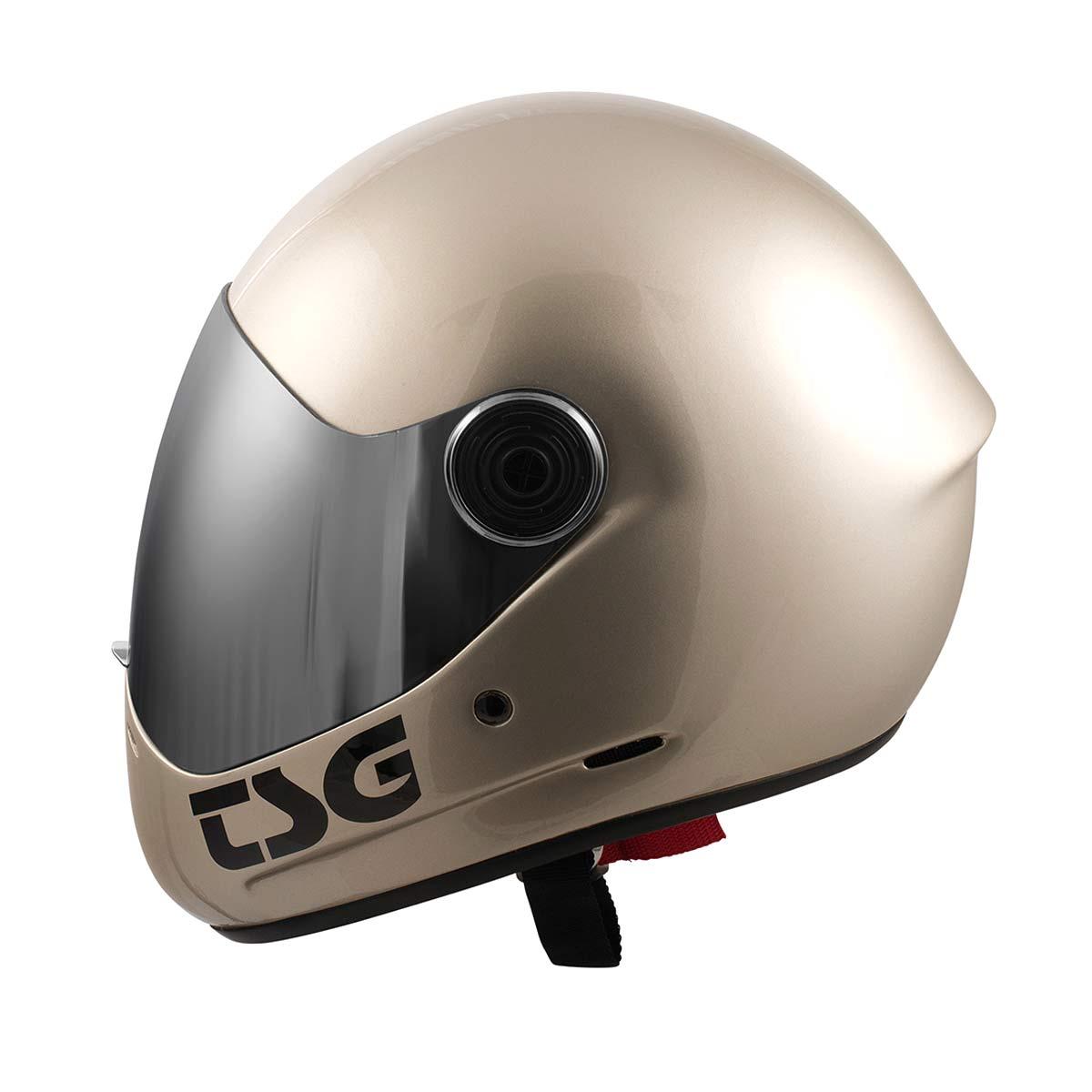 Buy TSG Pass Pro Full Face Helmet Plateado + Bonus Visor Canada Online Sales Vancouver Pickup