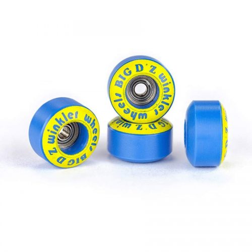 Winkler Wheels Big Daddy'z Blue