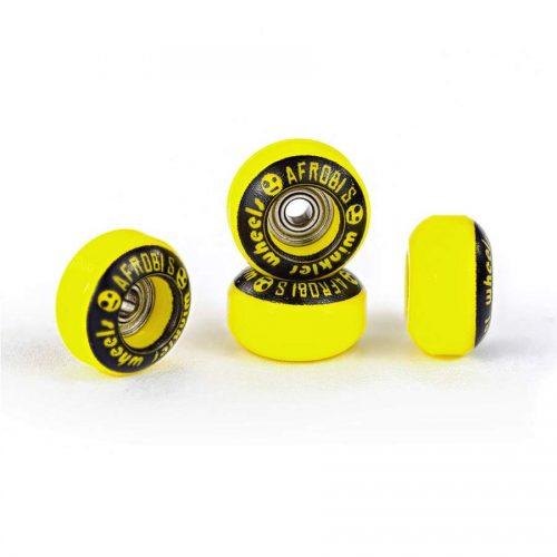 Winkler Wheels Afrobi's Yellow